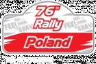 Impreza 76. Rajd Polski FIA ERC