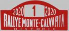 Impreza Rally Monte Calvaria Historic
