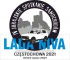 Impreza IV Jurajskie spotkanie samochodów Lada Niva