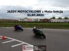 Impreza Jazdy Motocyklowe z Moto-Sekcją